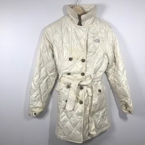 The North Face Primaloft Ivory Trench Coat